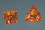 Hessonite, Horseranch Range, BC